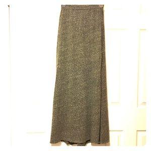 Hollister maxi skirt